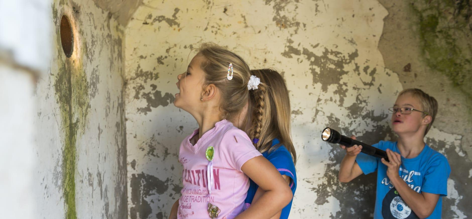Ontdek Fort bij Abcoude