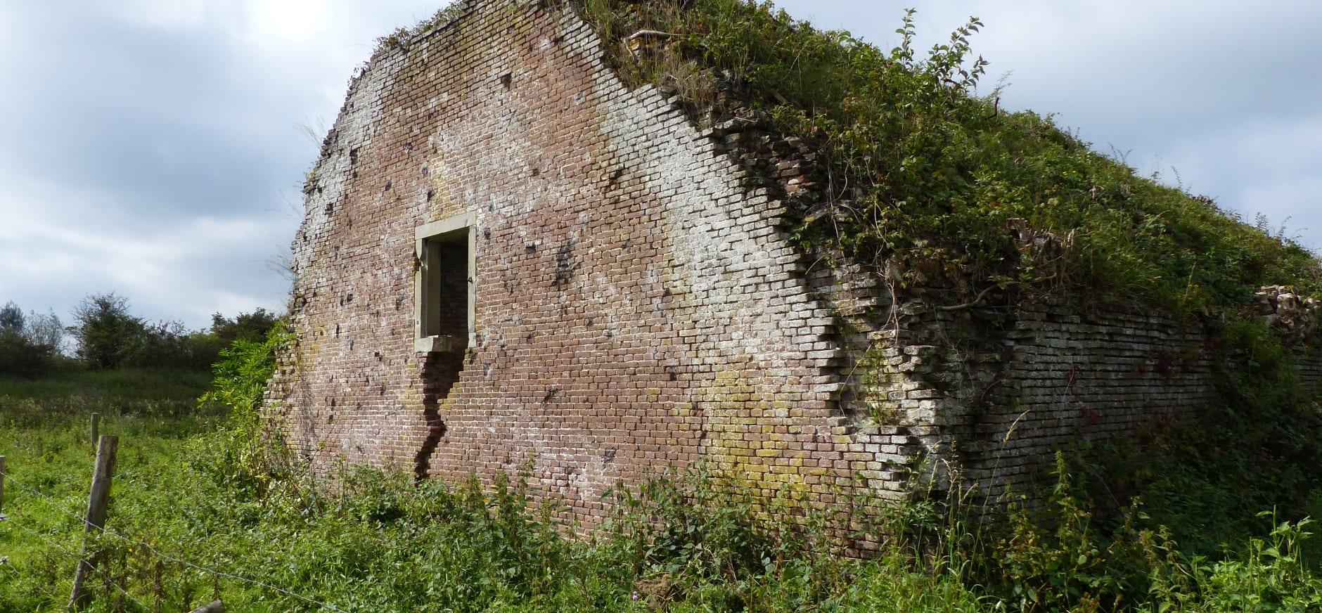 Kruithuis Fort Crèvecoeur