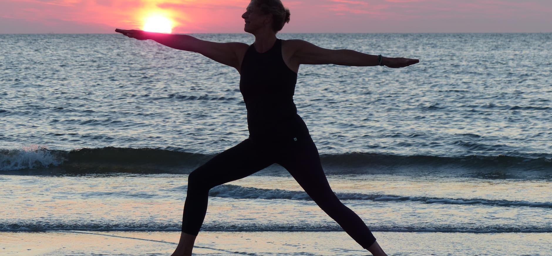 Yogafestival Schiermonnikoog