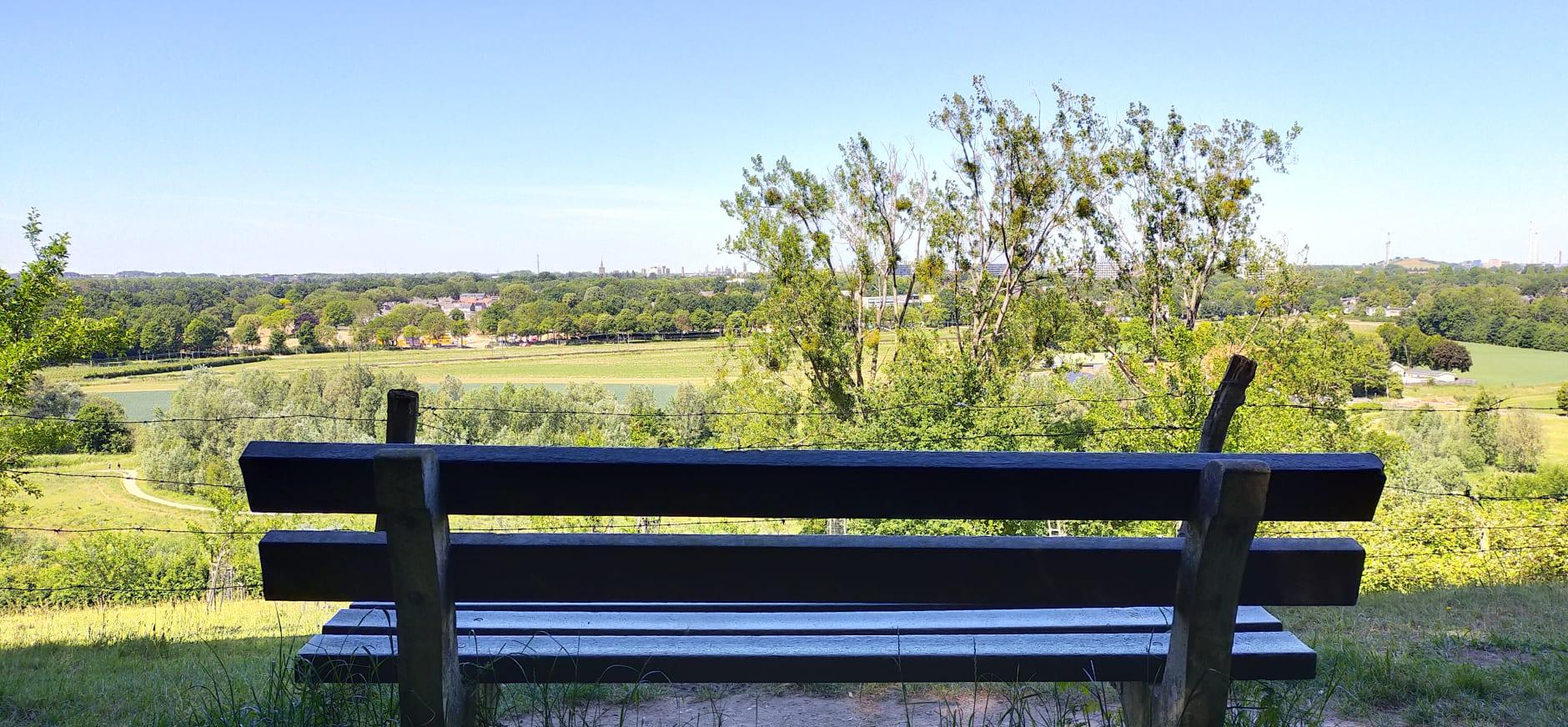 Uitzicht Geleenbeekdal