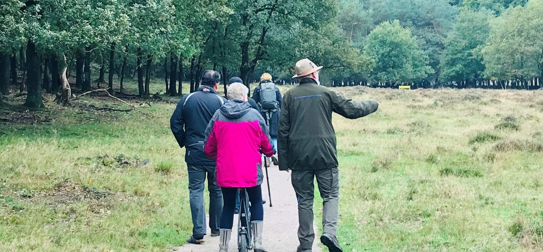Wandelroute langs de akkers van Oud Reemst bij Ottelo toegankelijk gemaakt