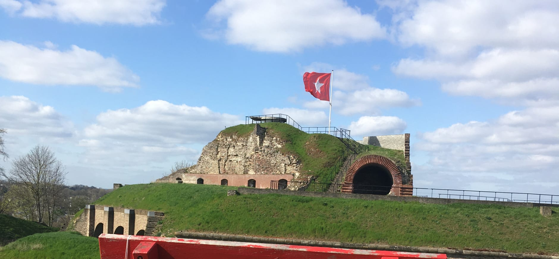 Fort Sint Pieter 2021