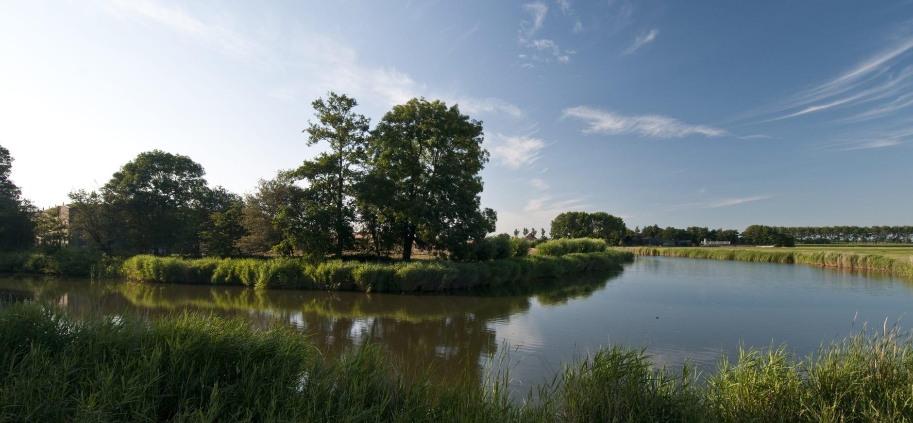 Stelling van Amsterdam: UNESCO-landschap