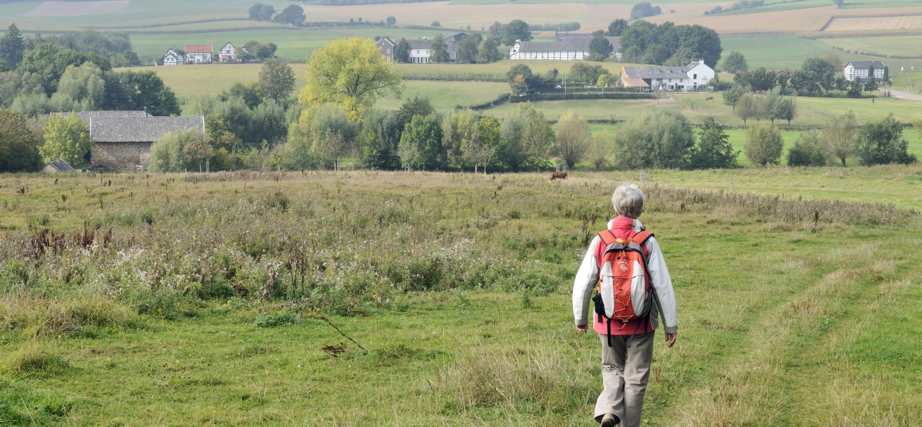 wandelen in het Geuldal bij Volmolen