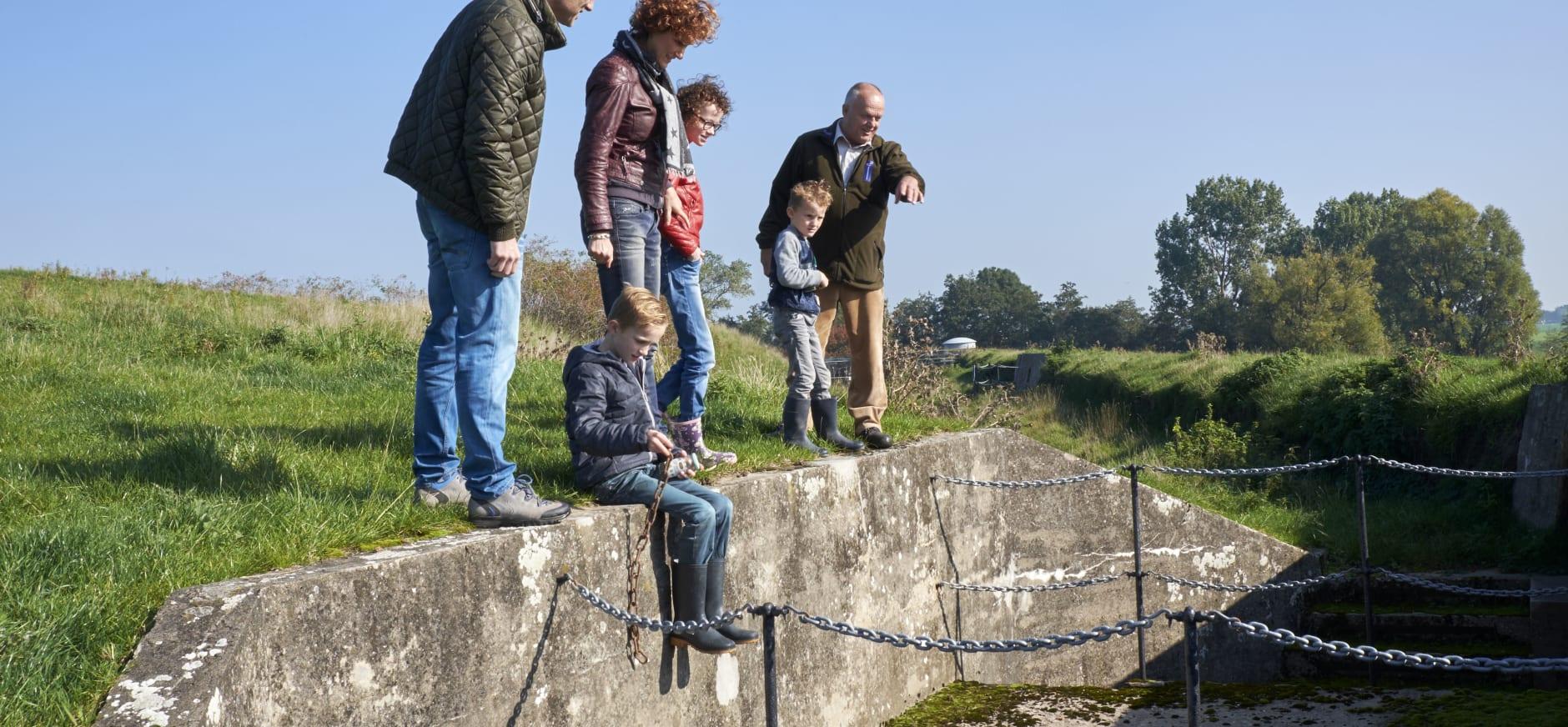 Ontdek Fort Waver-Amstel tijdens Open Monumentendag