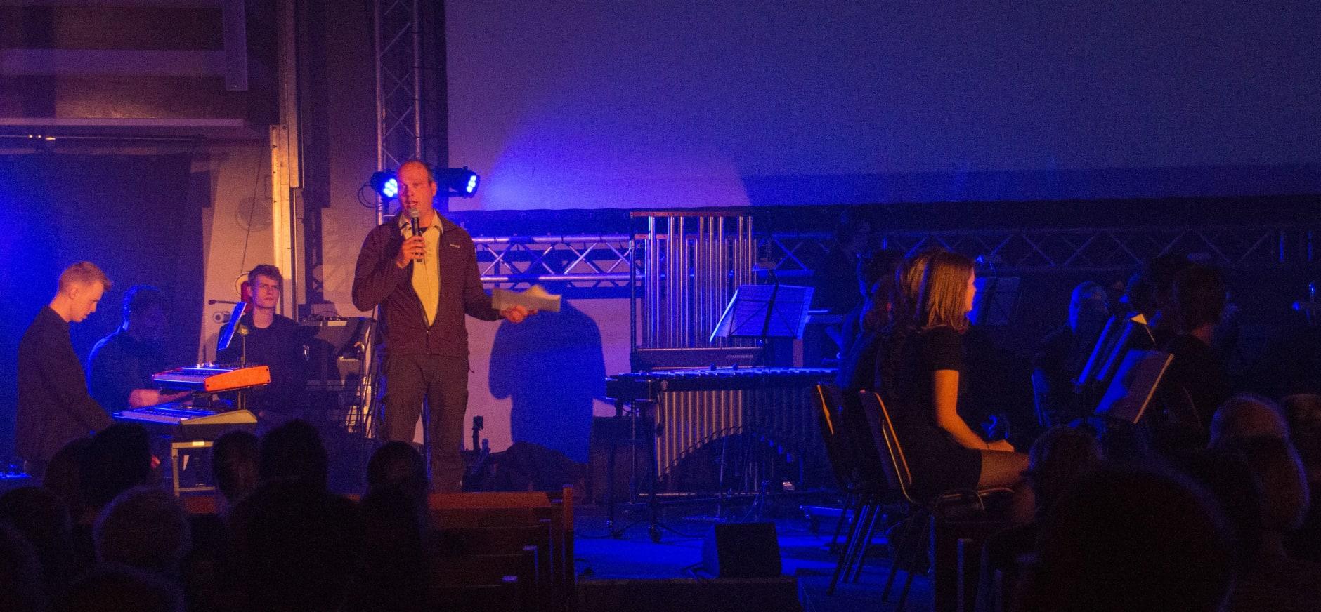 Natuurmonumenten Achterhoek 'opent' voorstelling van fanfare Eendracht Aalten
