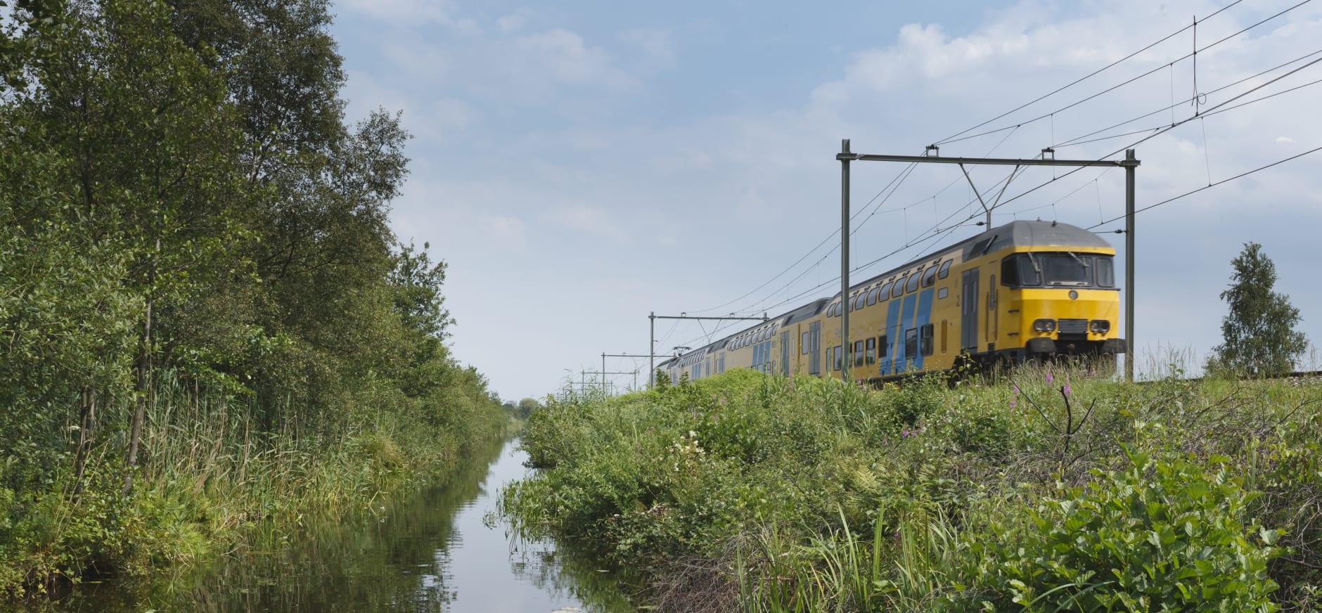 trein naardermeer