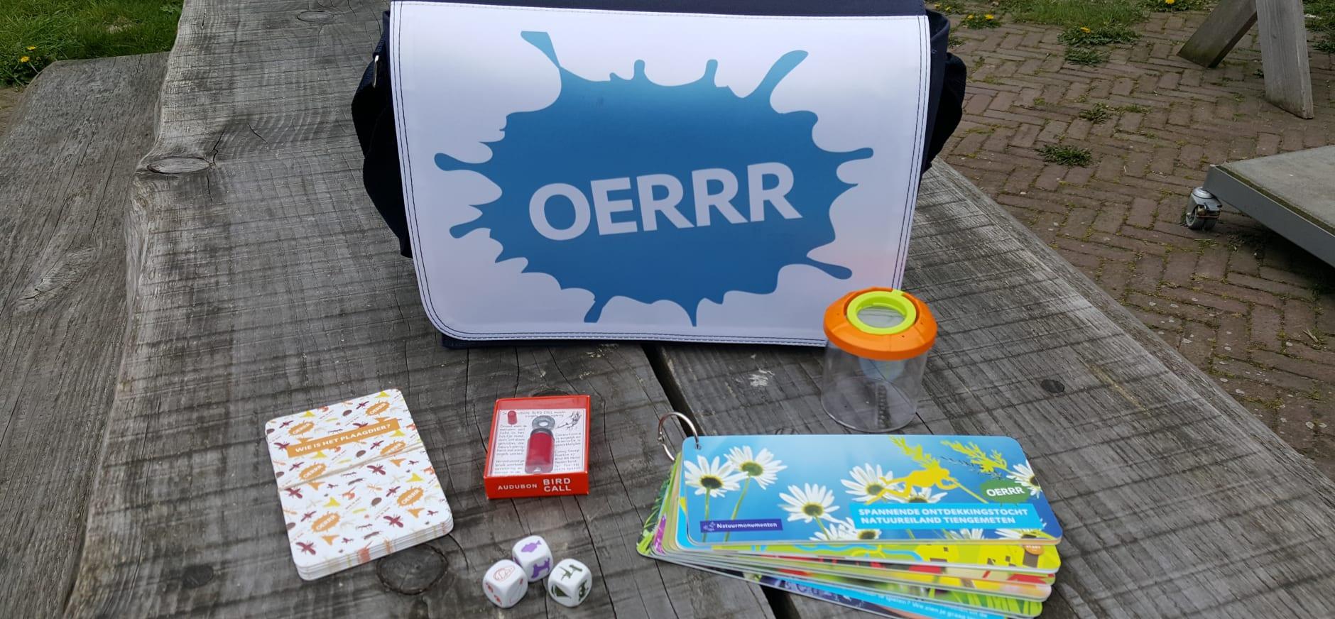 Speelnatuur van OERRR