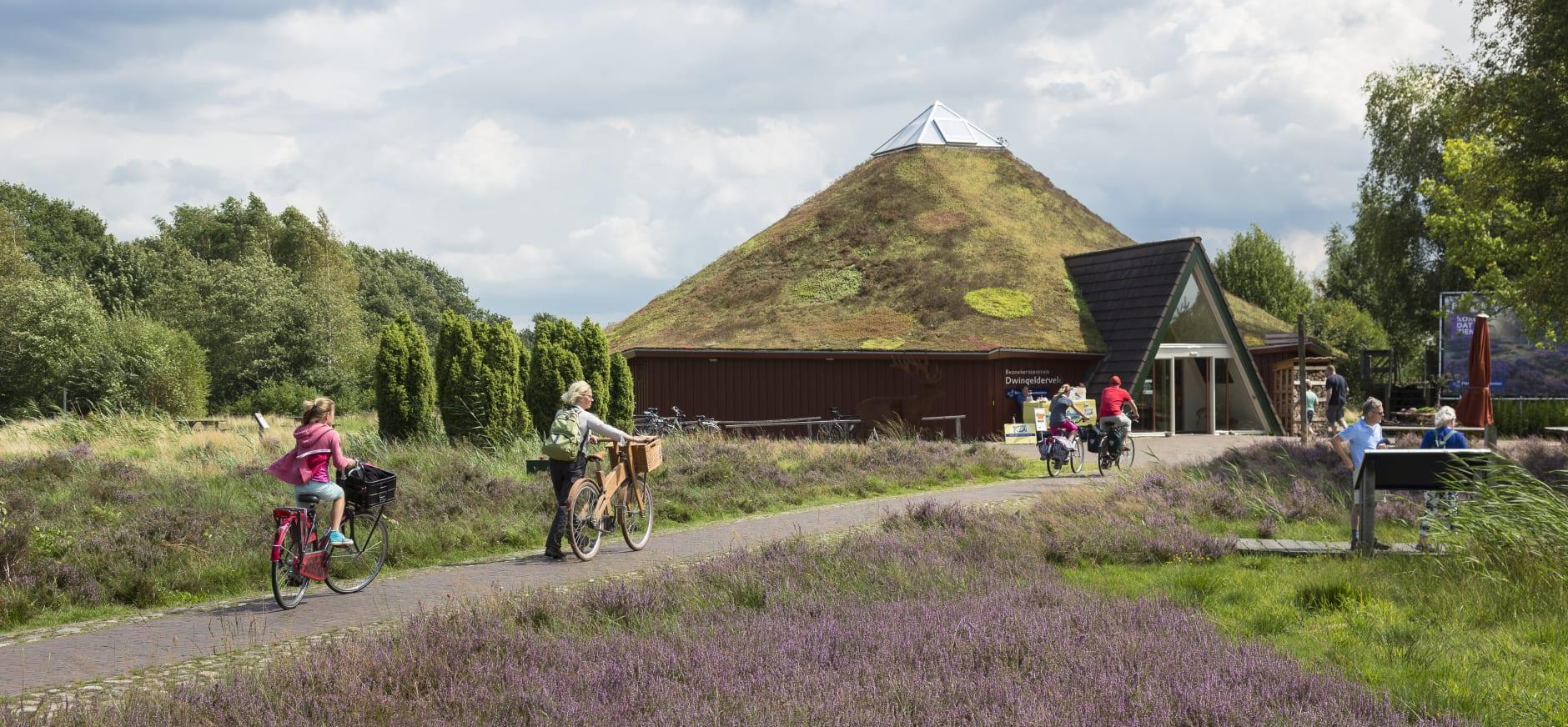 Bezoekerscentrum Dwingelderveld doet deuren open voor bezoekers