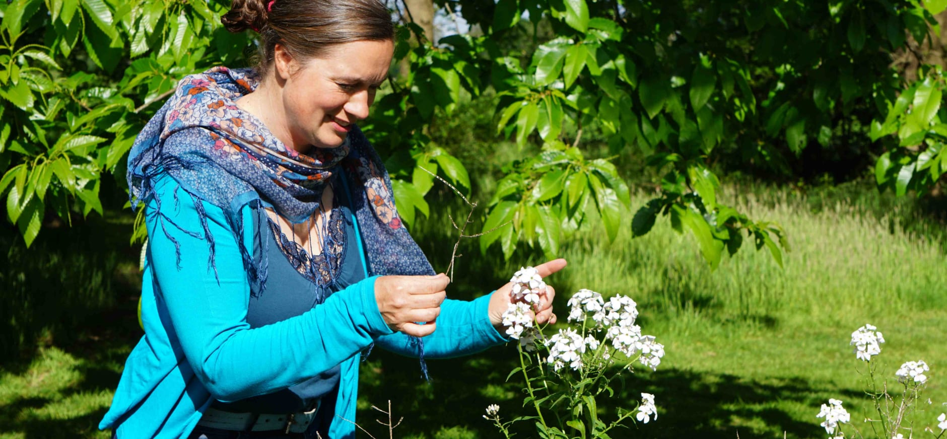 Tuinieren met Sanne