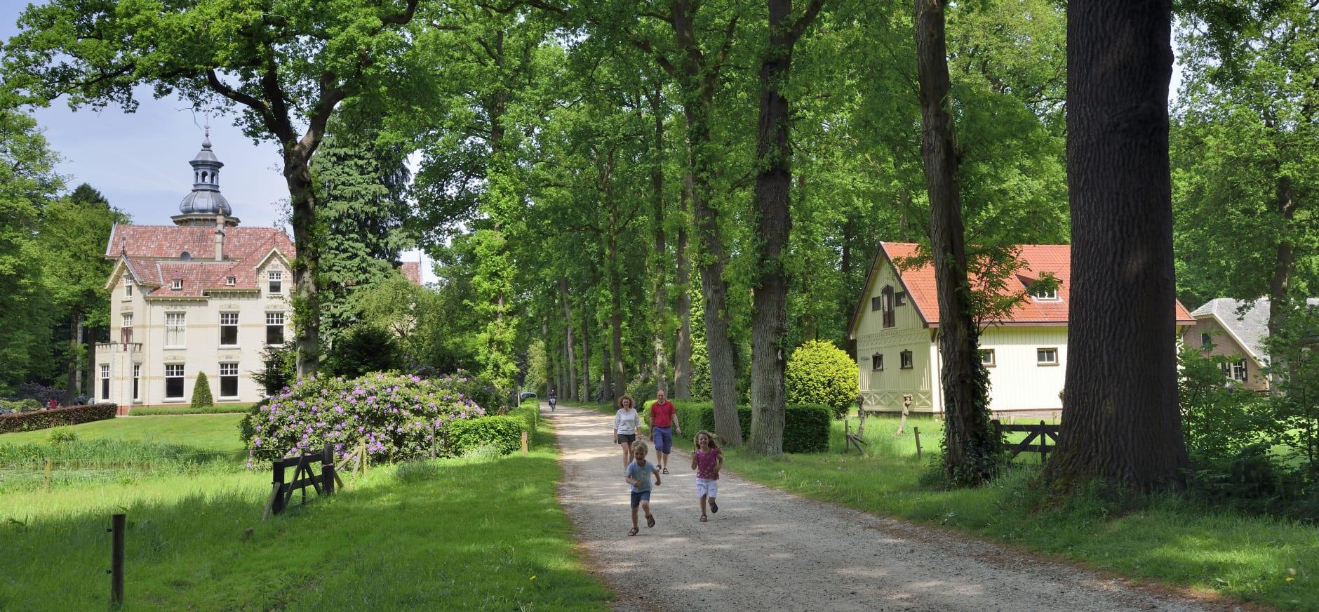 Wandelen op Oud Groevenbeek