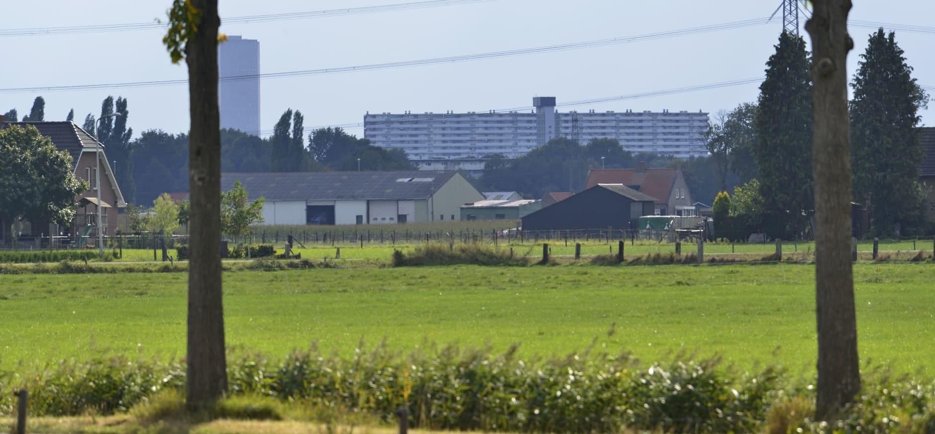 Stadsrand Tilburg