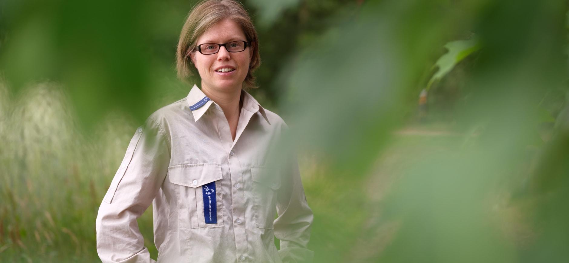 Boswachter Ellen