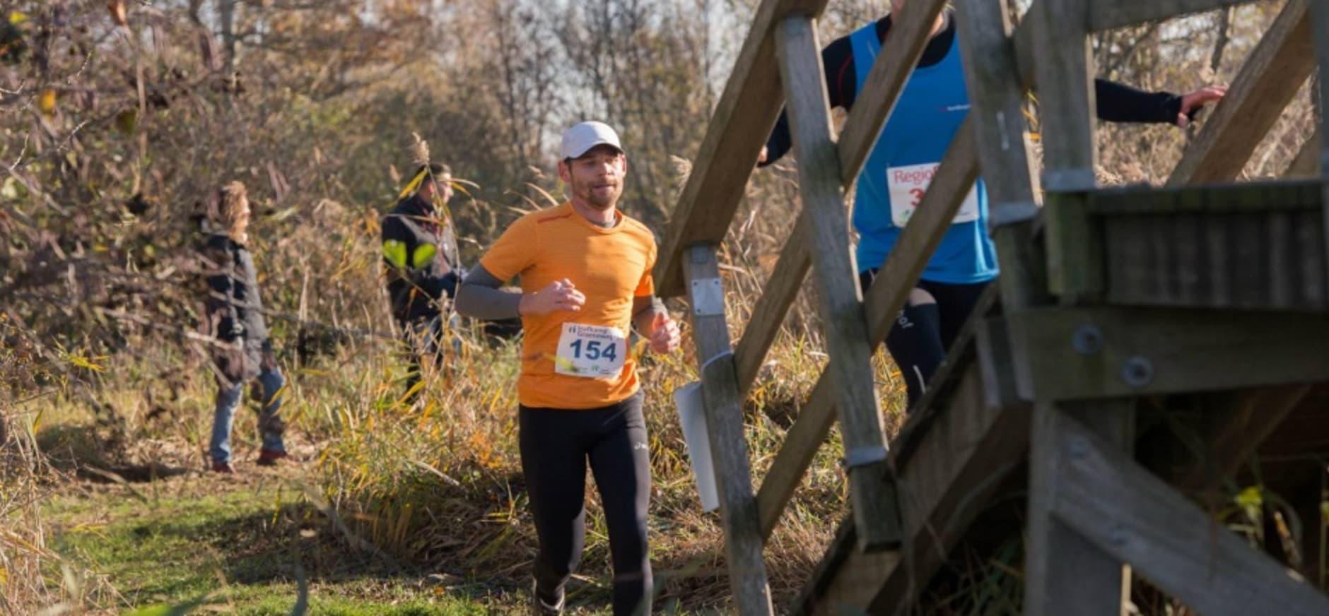 De Ronde Venen Marathon in Botshol