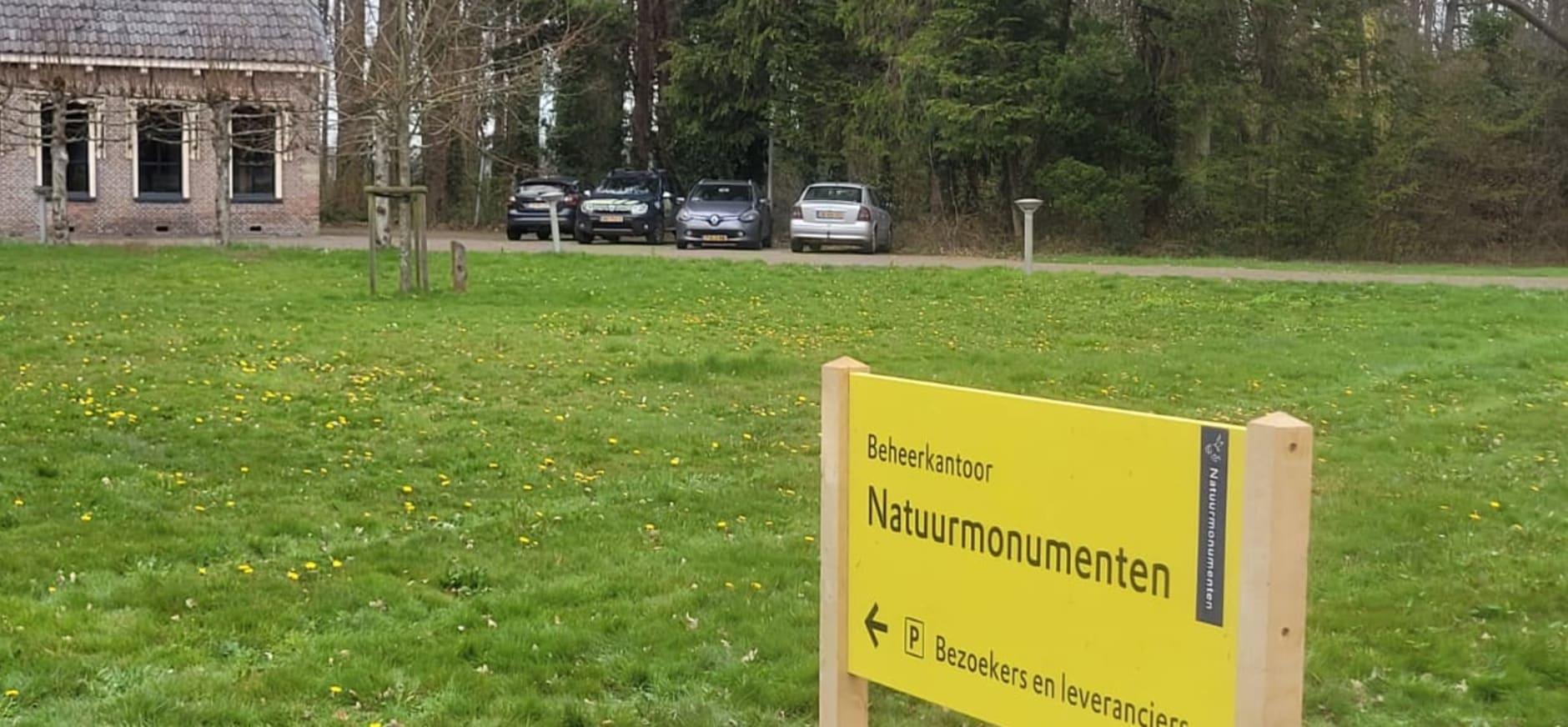 Bebording beheerkantoor Friesland Natuurmonumenten