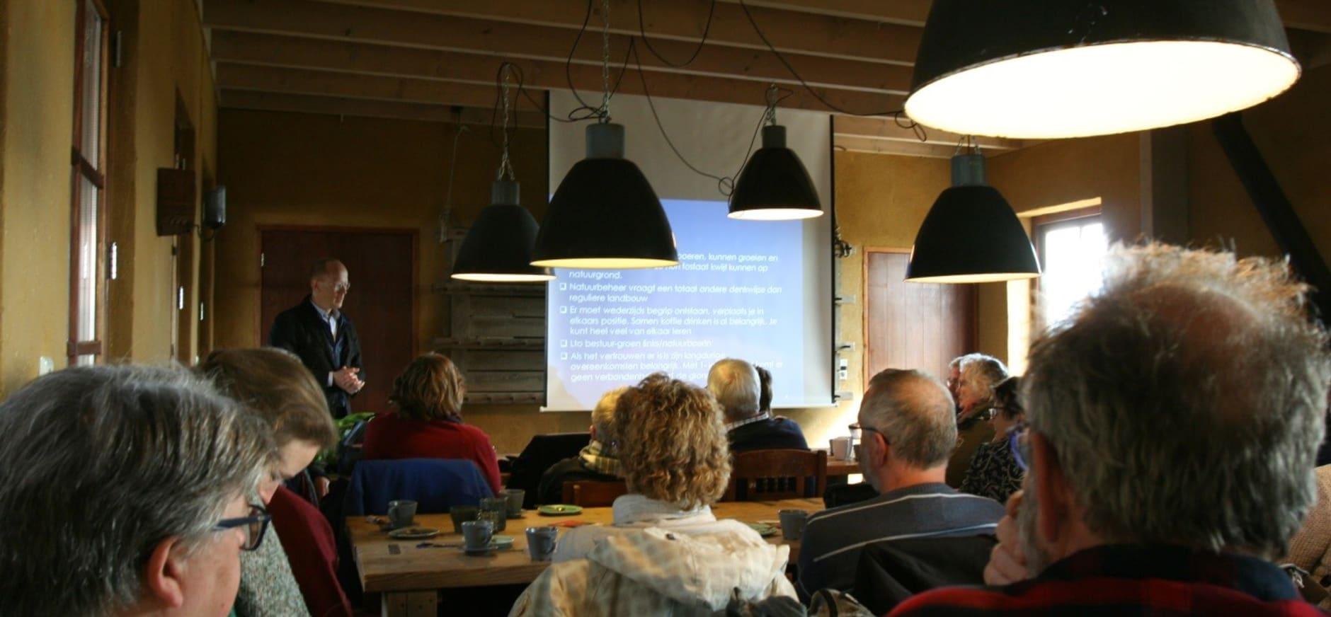 Jaarvergadering LC Noord-Holland