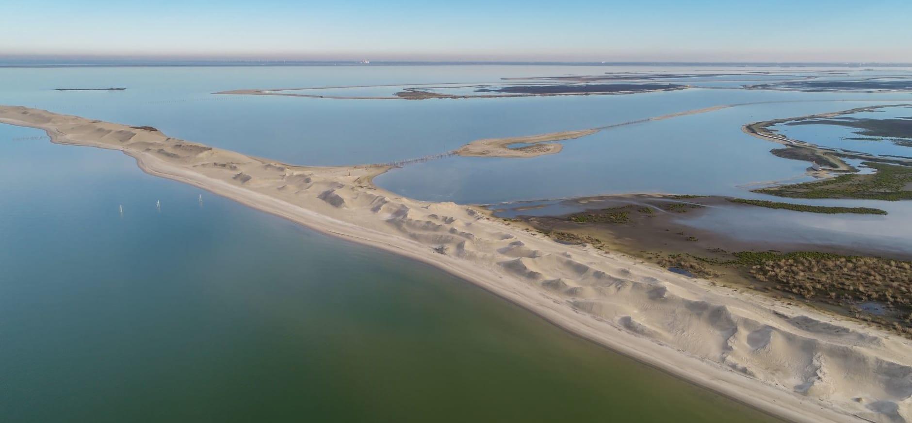 Marker Wadden duinen