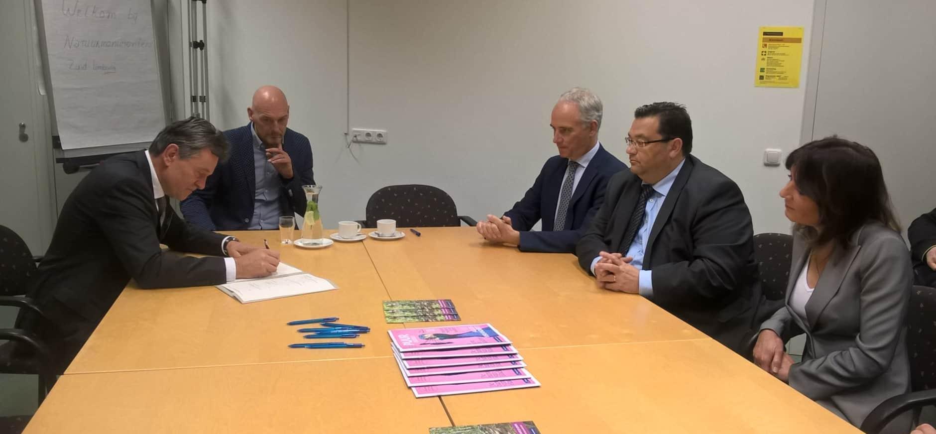 Samenwerking toezicht Parkstad Limburg
