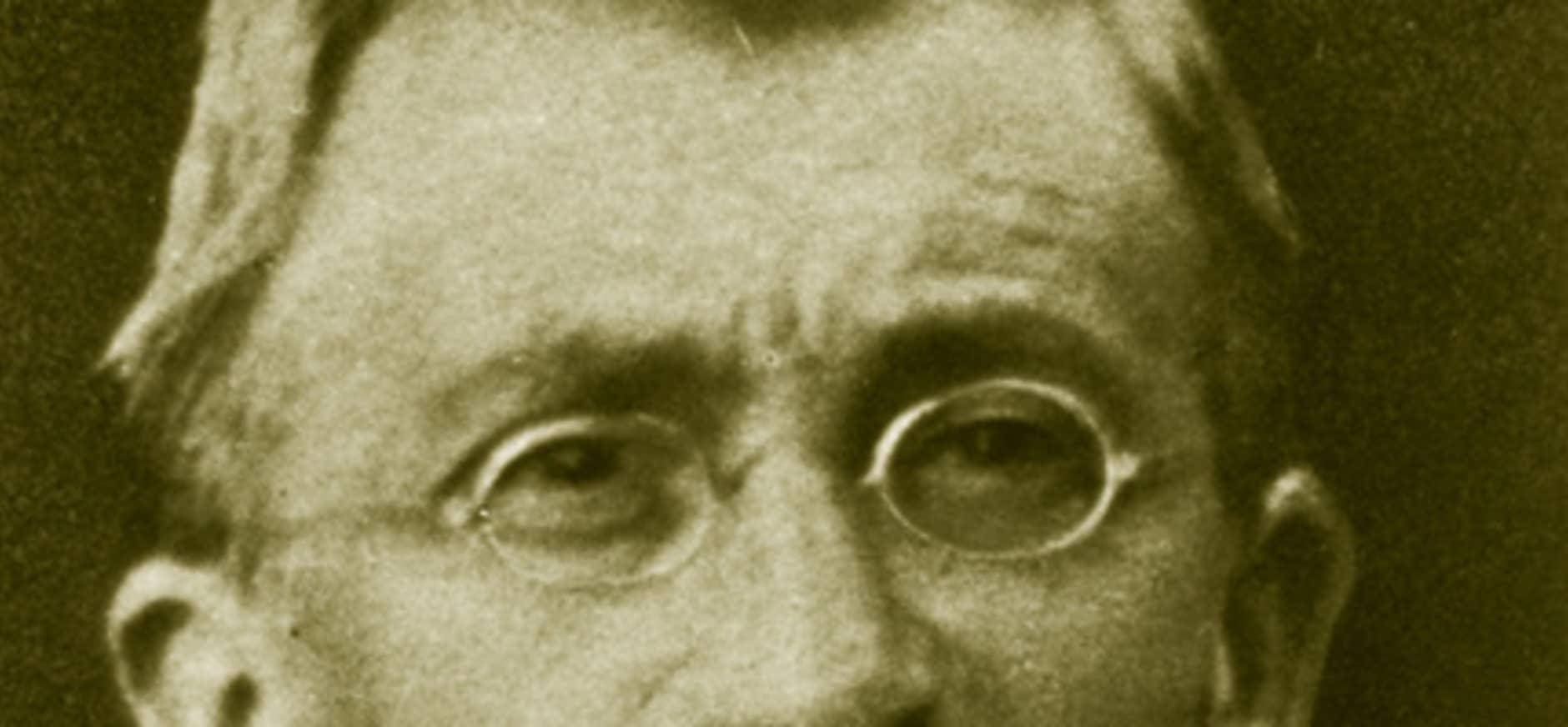 Eli Heimans, voorvader van OERRR