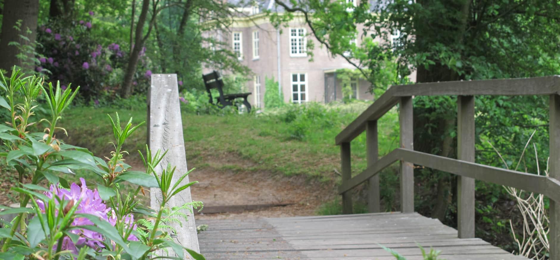 Wandelen op landgoed Oldenaller is een feest