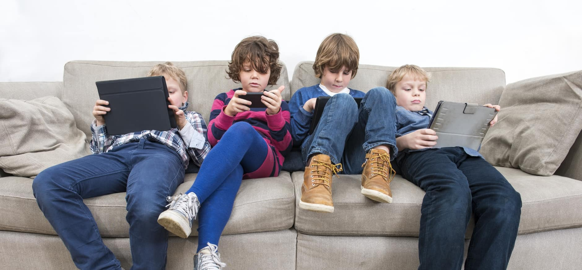 Hoe krijgen we onze kinderen naar buiten?