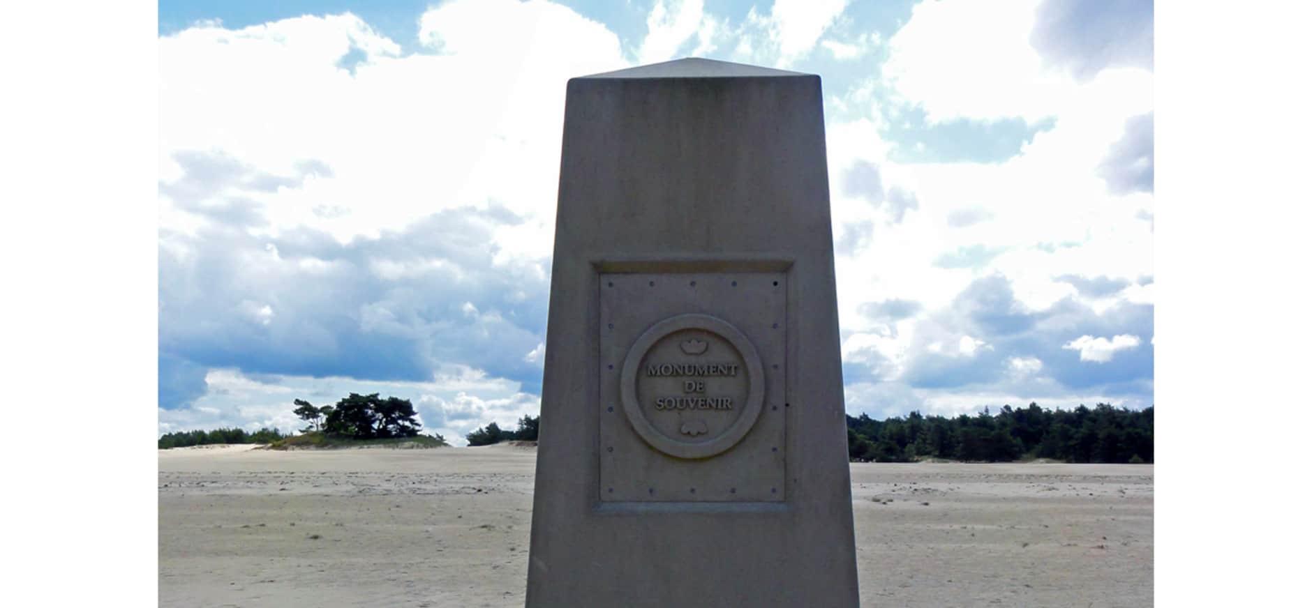 Prijsvraag: Monument de Souvenir Hulshorsterzand