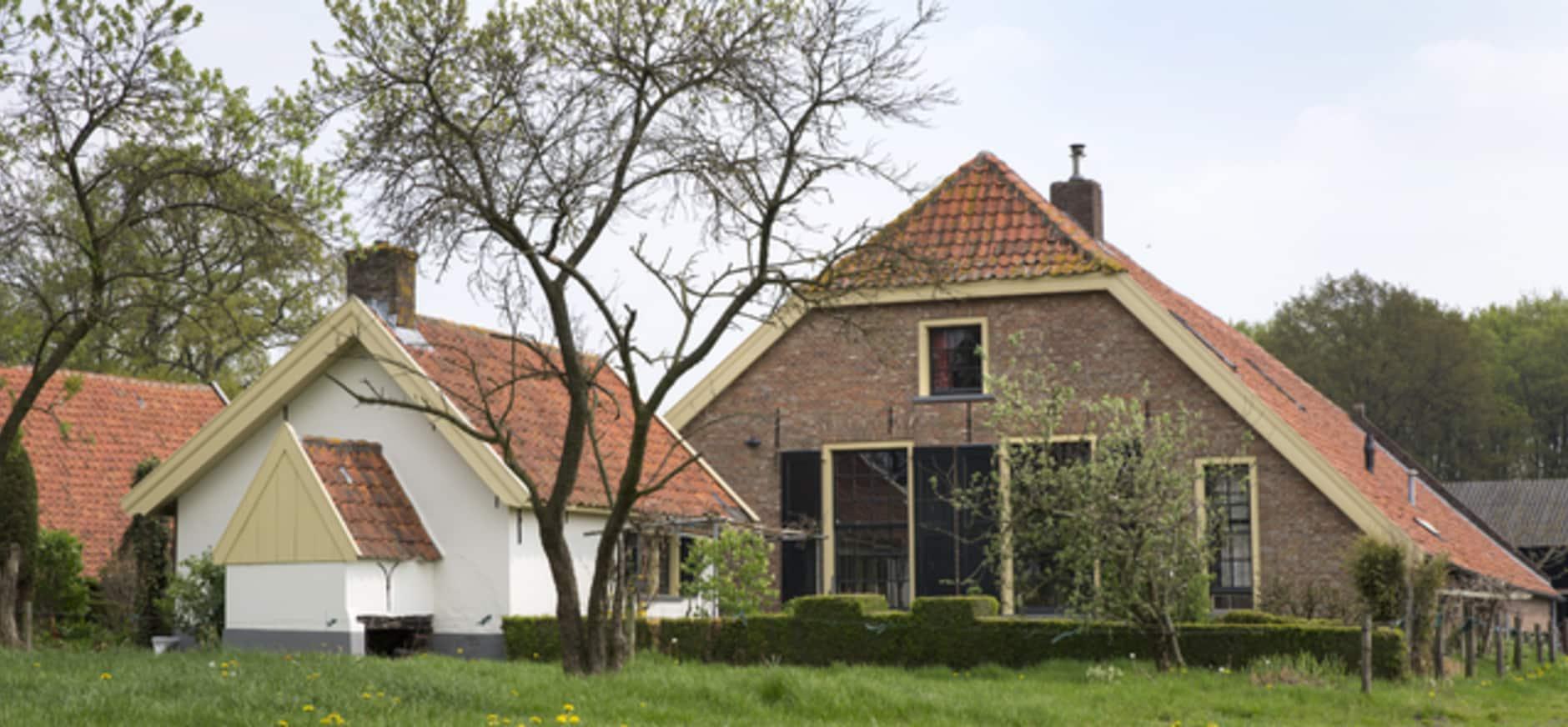Boerderij Huissteen, Oldenaller
