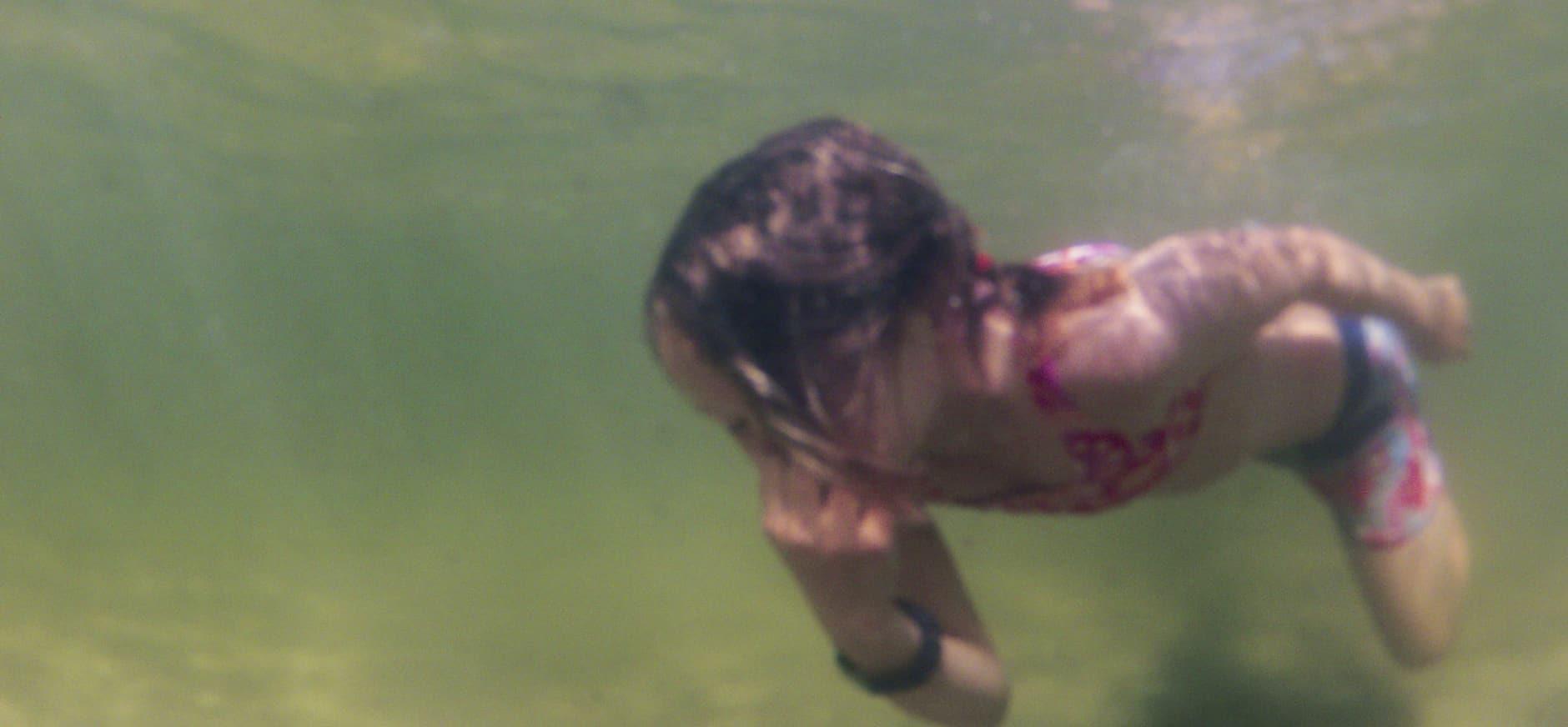 Onderwaterhappen