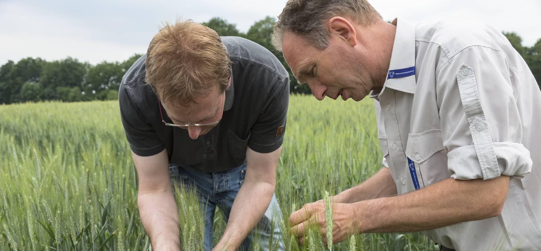 Boeren en boswachters op cursus natuurbeheer en ondernemerschap