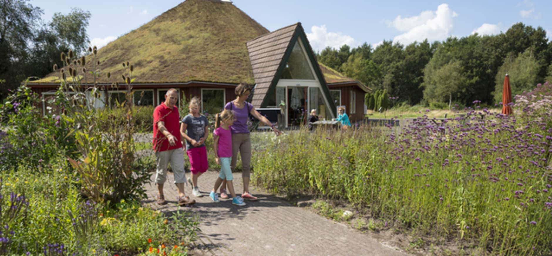 Bezoekerscentrum Dwingelderveld krijgt dit najaar een metamorfose