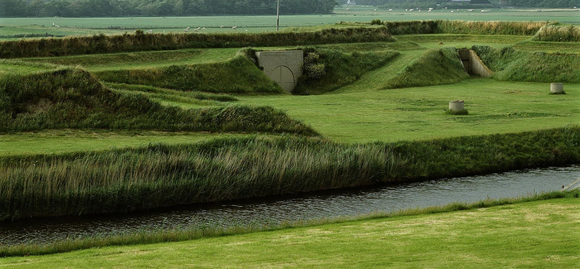 Fort de Schans - Texel