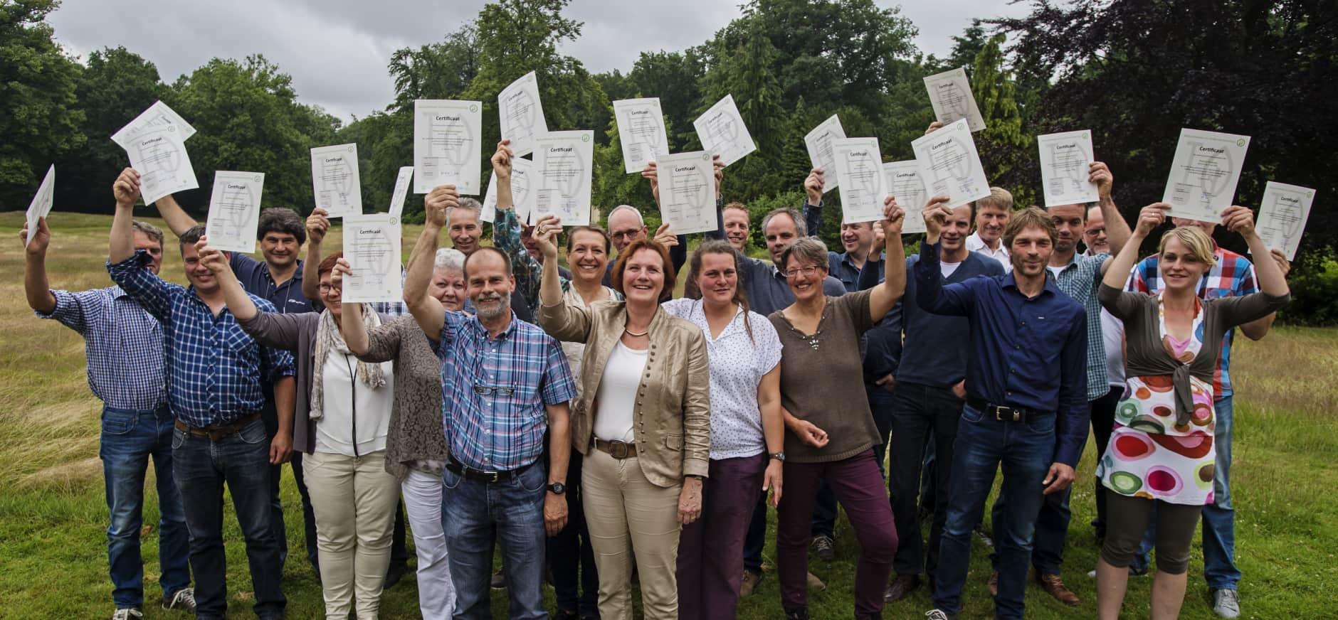 Boeren en natuurbeheerders: van pachters naar partners