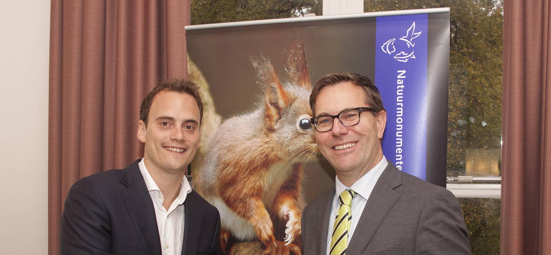 Nederland Isoleert werkt samen met Natuurmonumenten