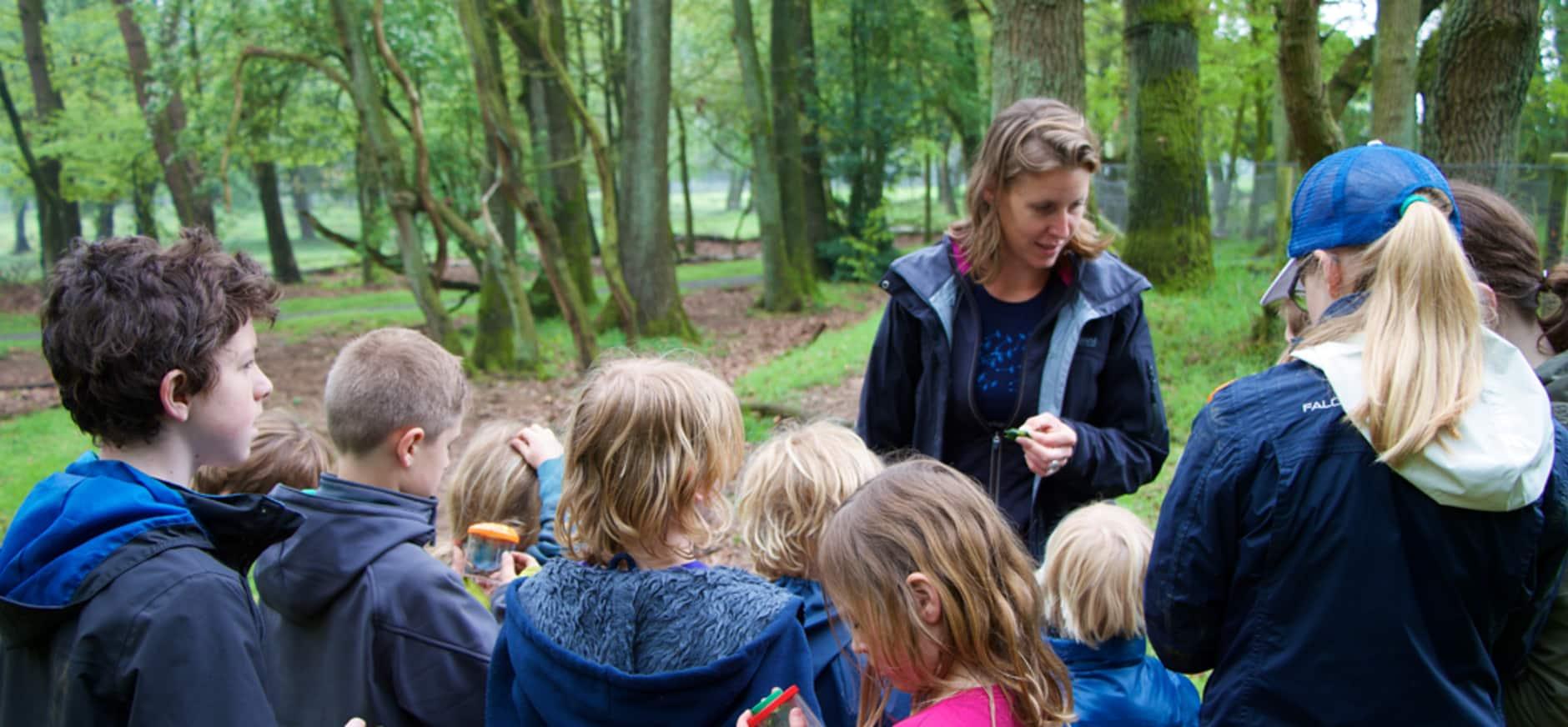 Batdetector maakt overuren tijdens SNP Safariweekend van OERRR
