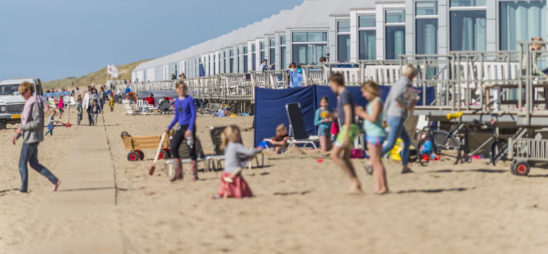 Kustontmoeting: Rust van de kust als tegenhanger van drukke Randstad