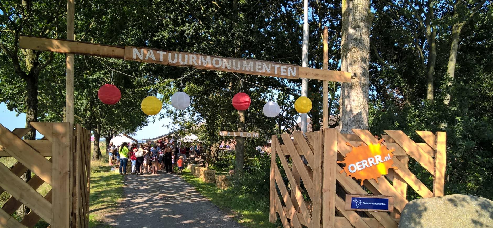 Duizend bezoekers genieten op Festival van OERRR Groningen