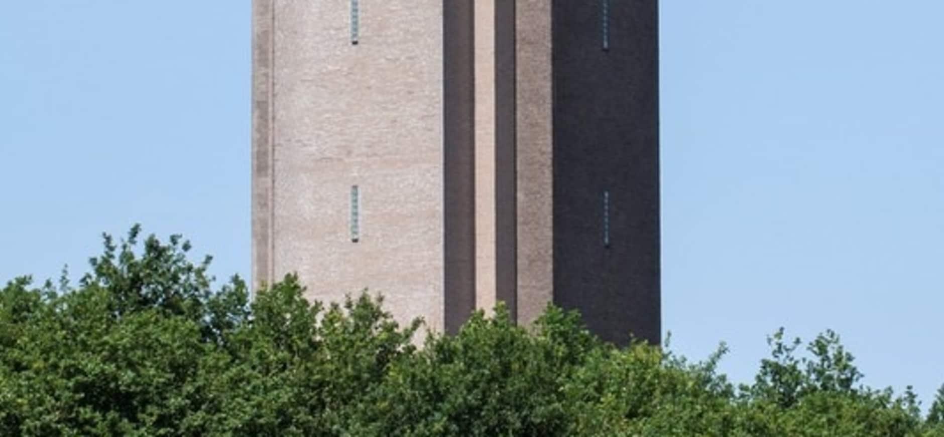 Watertoren visitekaartje voor Nederlandse architectuur