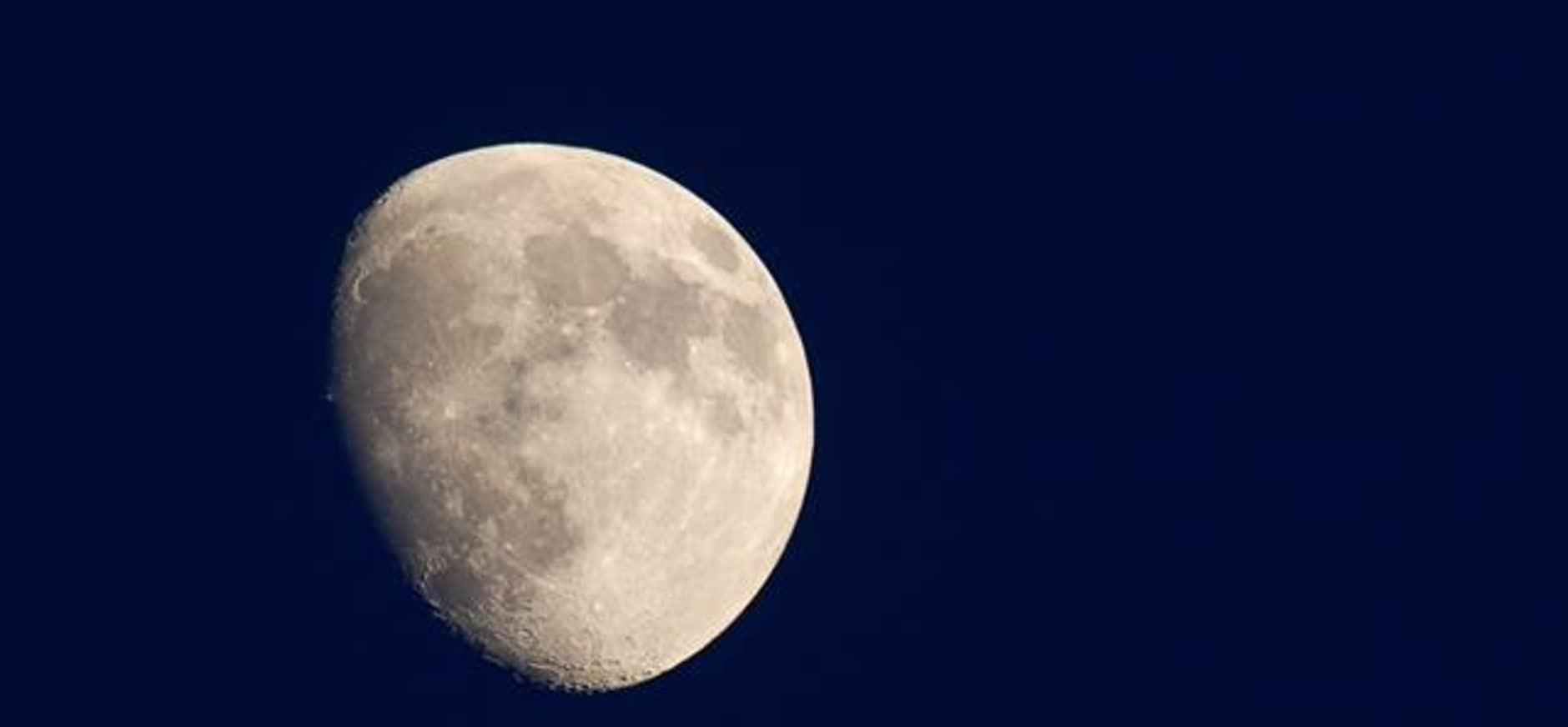 Zoek de maan
