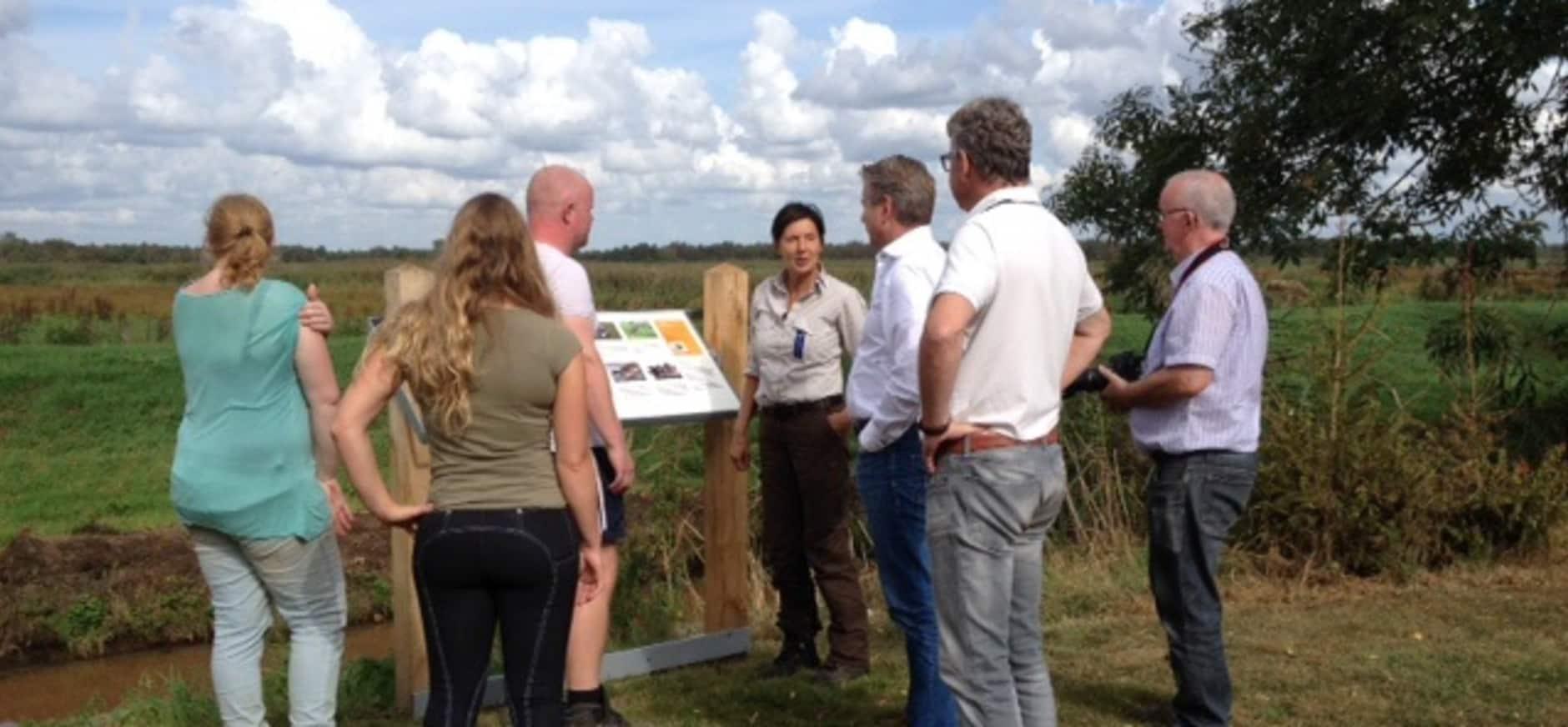 Samenwerking Hoeve Beukers en Natuurmonumenten De Wieden