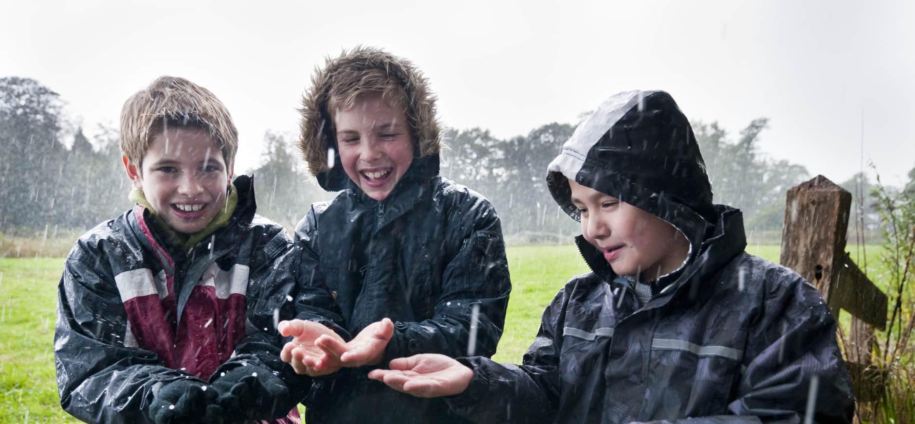 Regen meten
