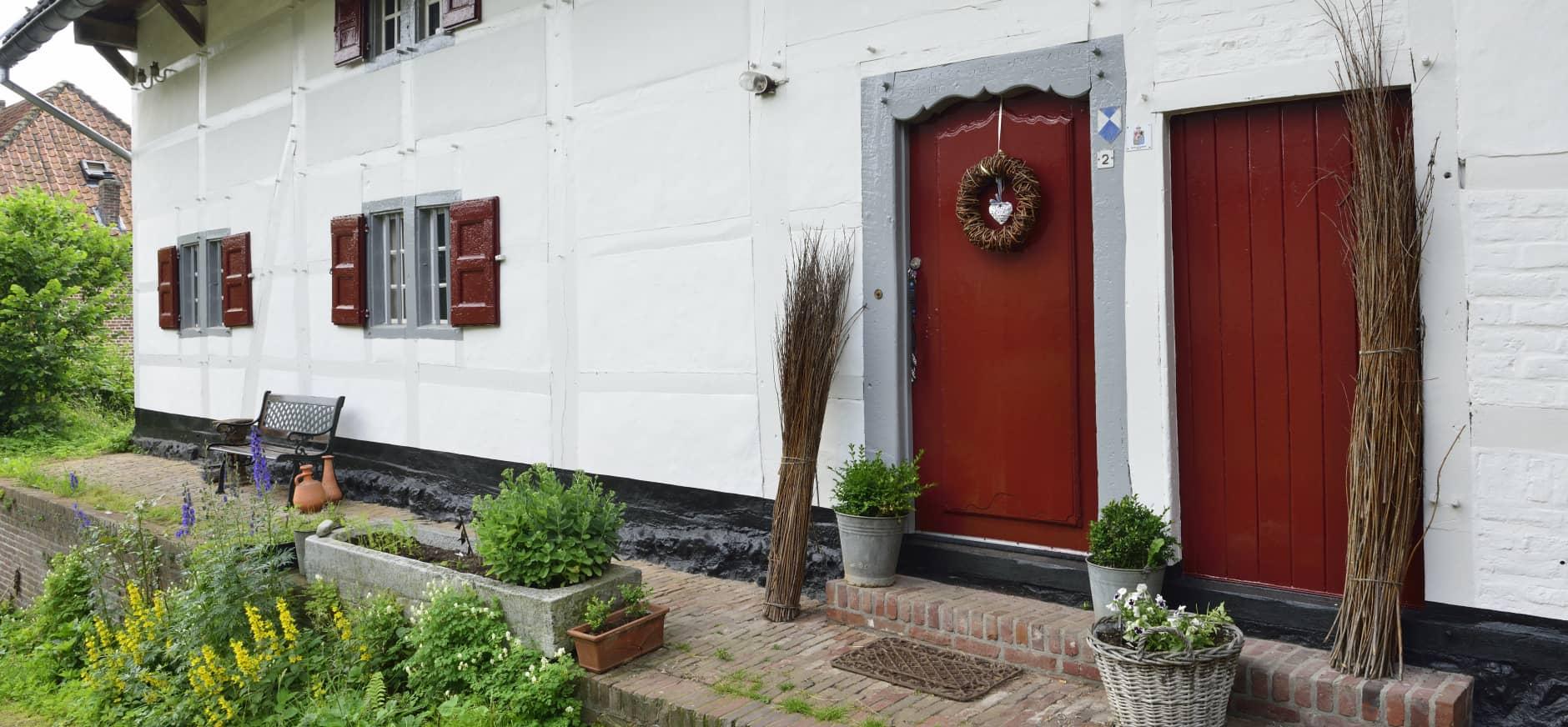 Vakantiehuis 't Höfke in het Geuldal