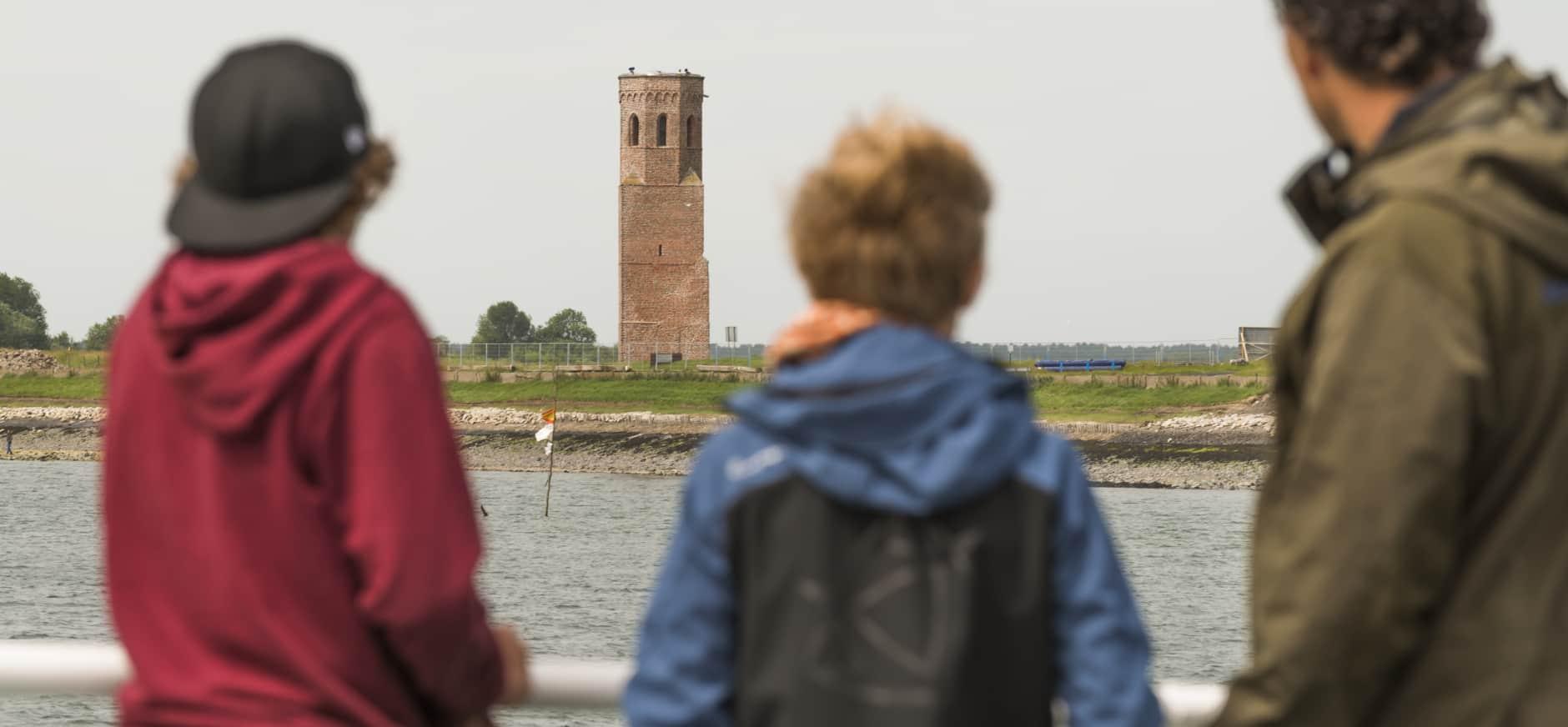 plome Toren Schouwen Duiveland