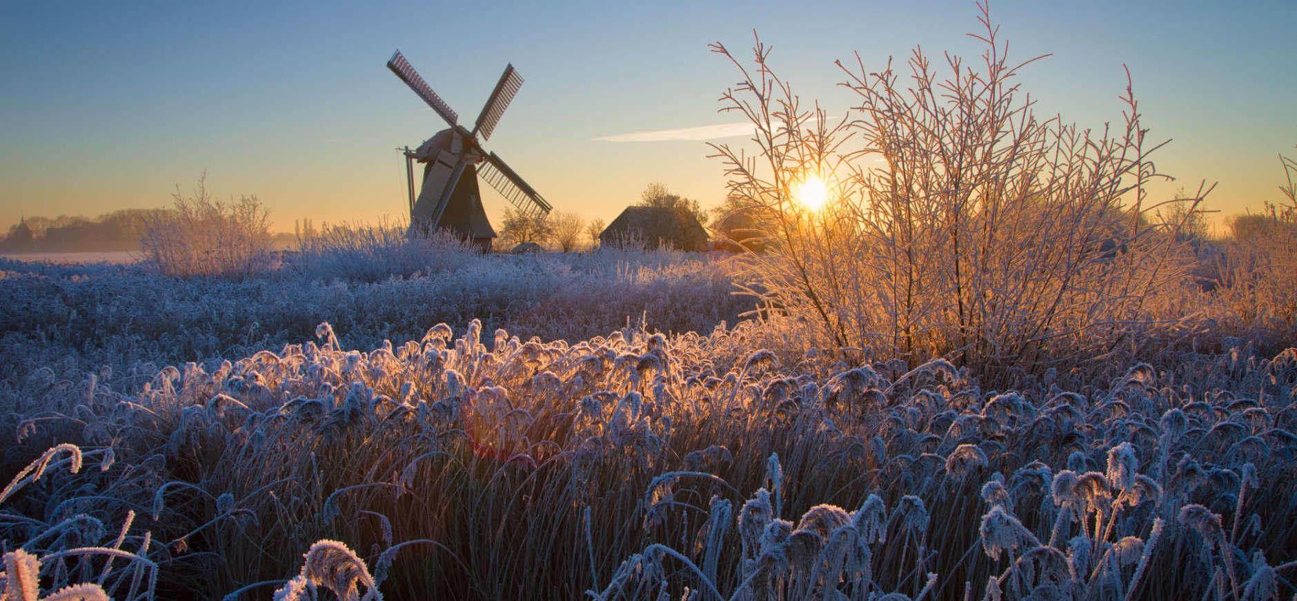 Winter in Kardinge