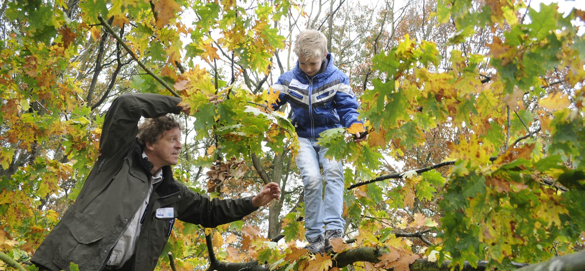 vrijwilliger tuinbeheer