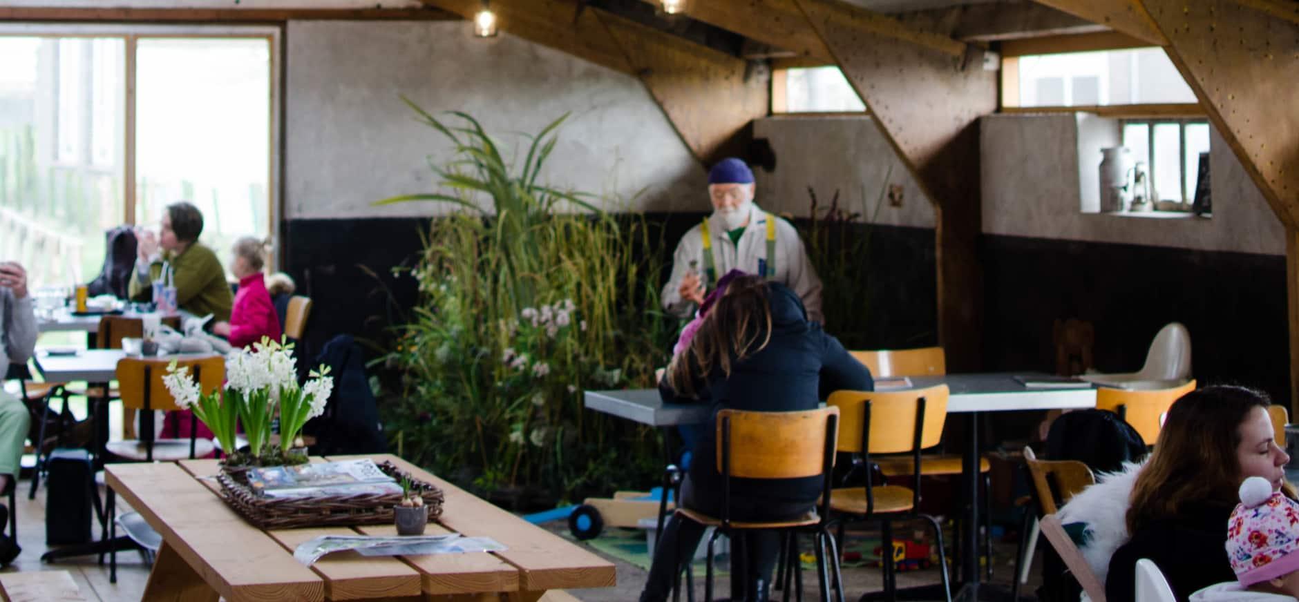 Vergaderen Belevenisboerderij Schieveen