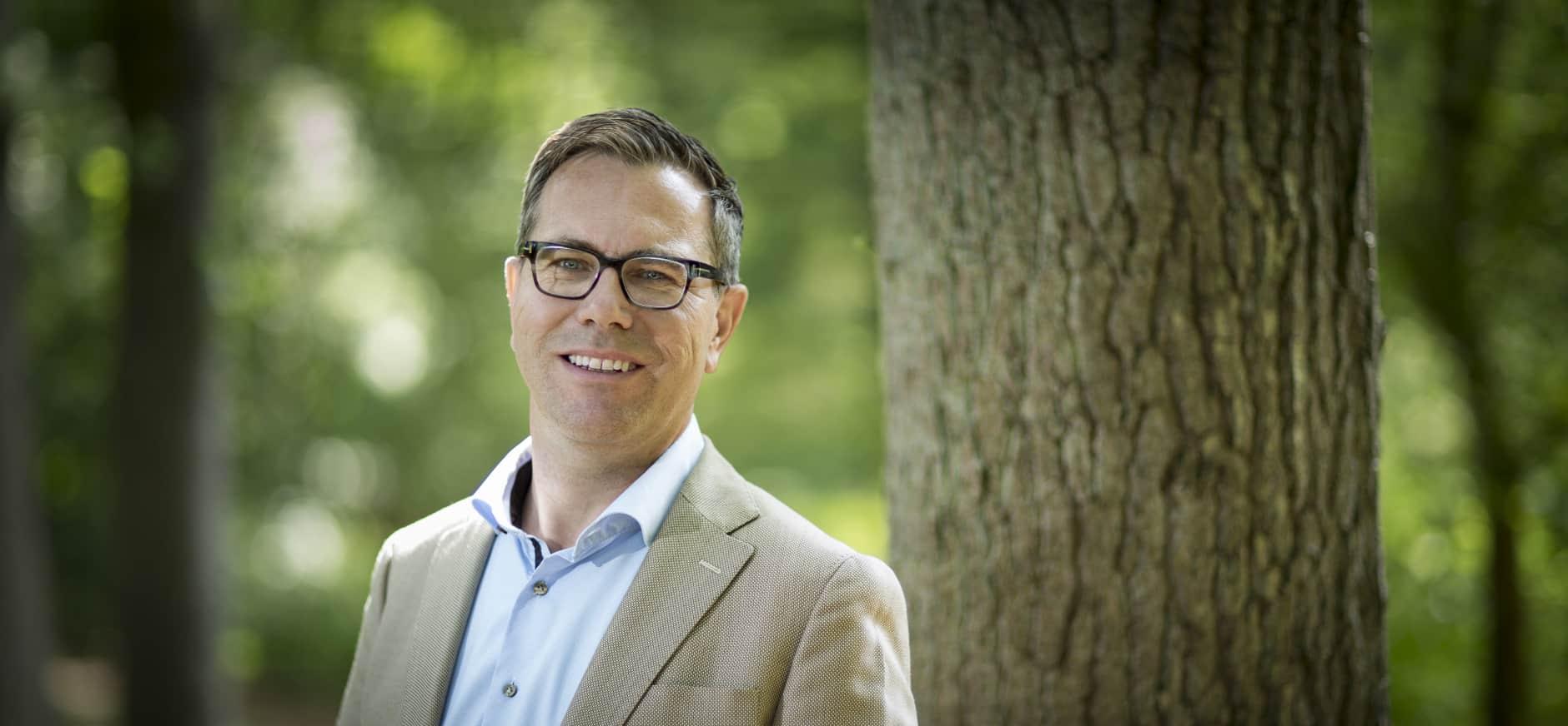 Directeur van Natuurmonumenten Marc van den Tweel