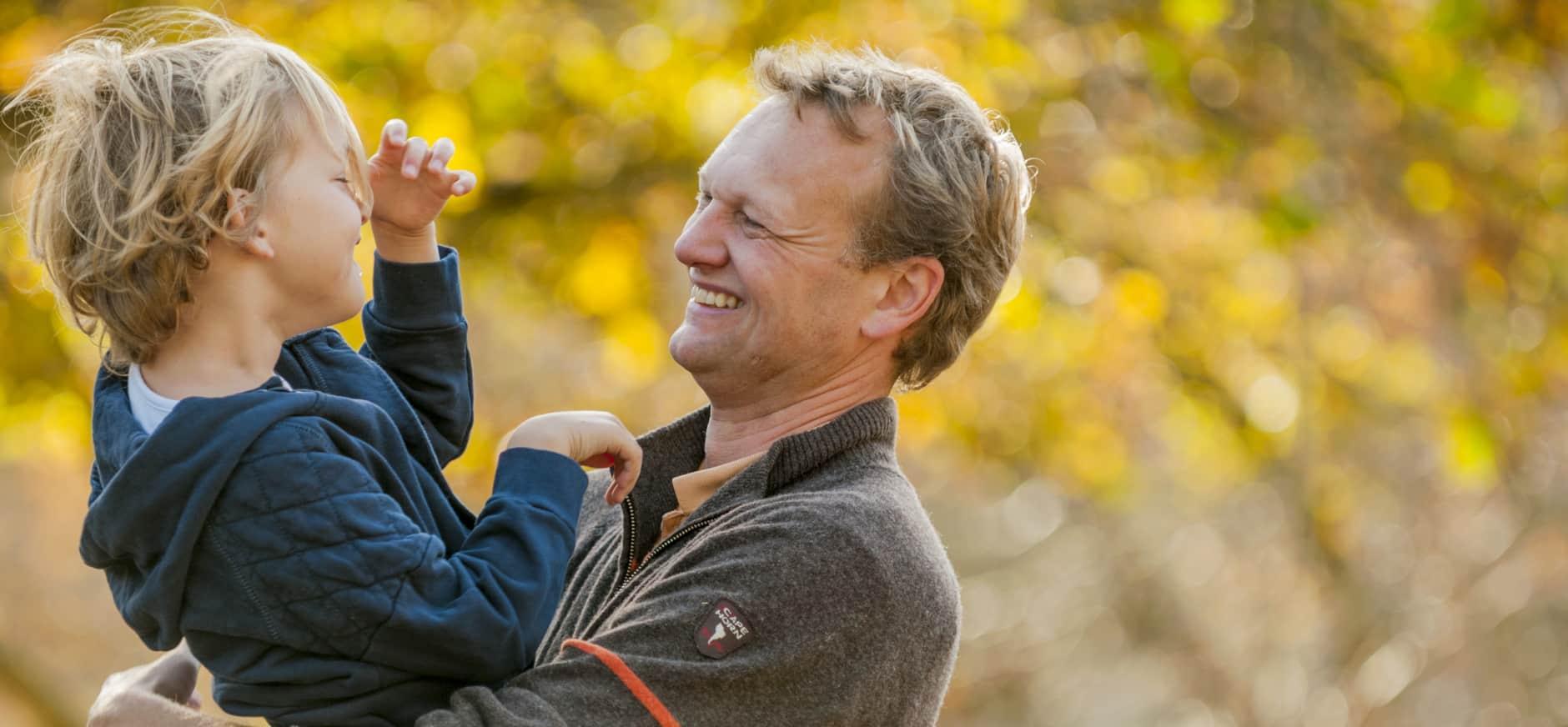 Wandelen met kinderen in de Kaapse Bossen
