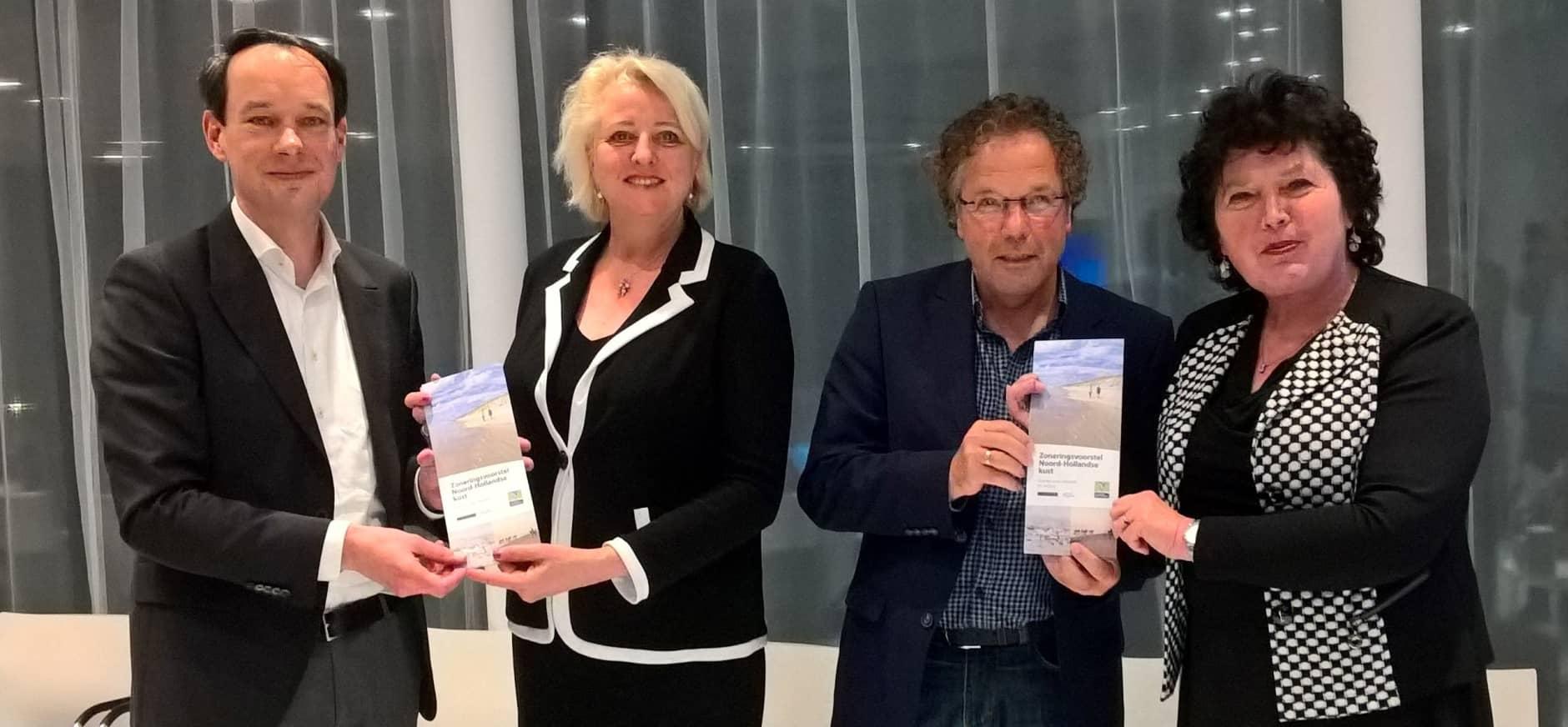 Natuurbeheerders presenteren visie voor Noord-Hollandse kust