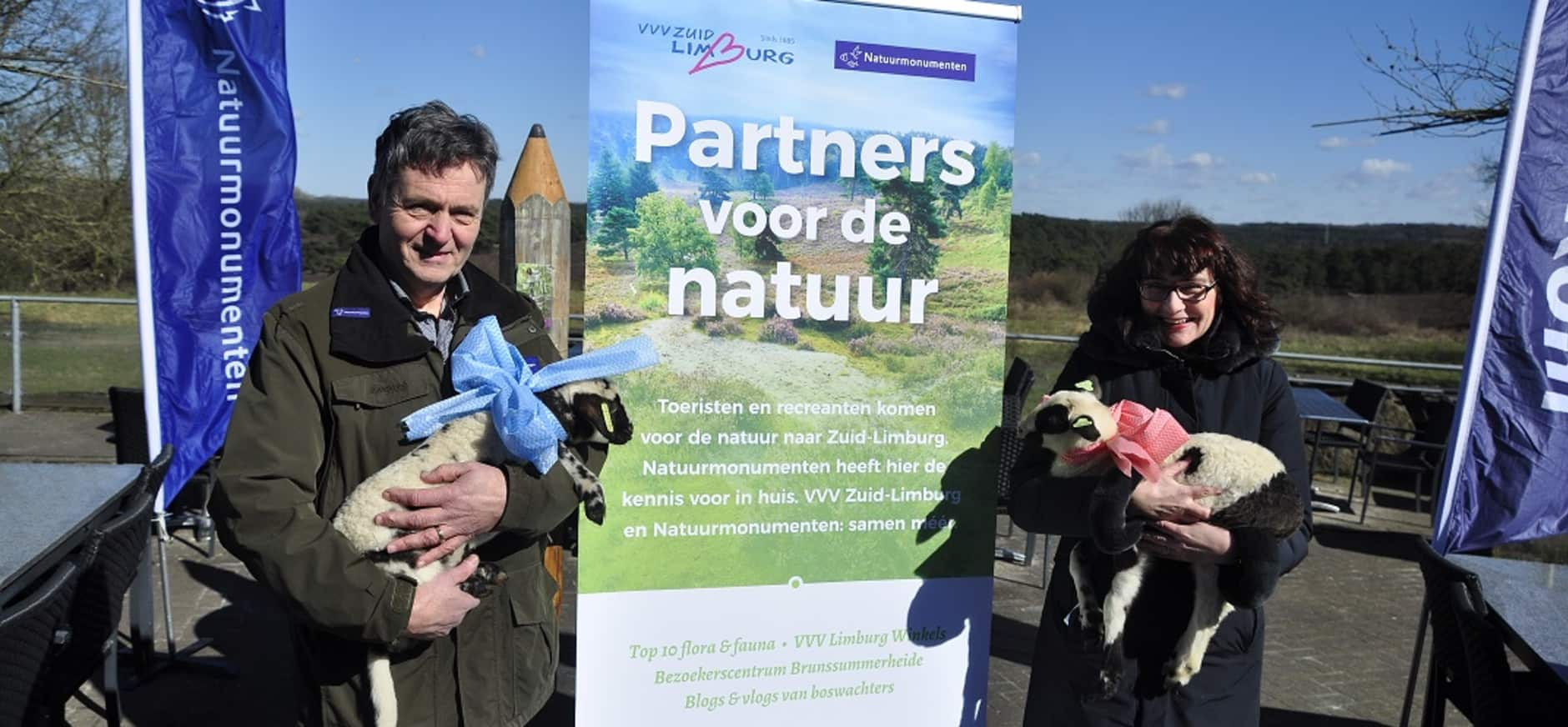 Samenwerking VVV Zuid-Limburg en Natuurmonumenten
