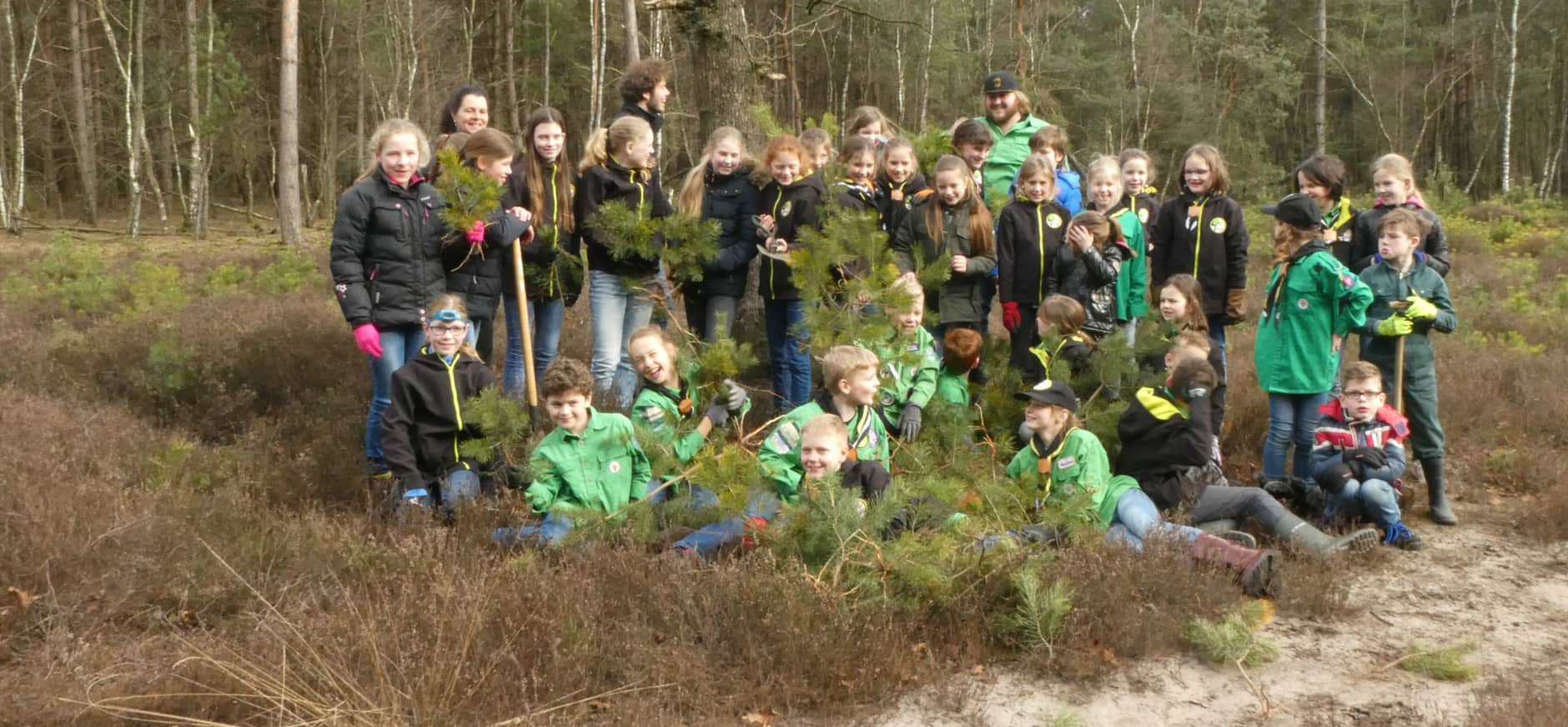Scouting Langenboom